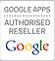 クーバルはGoogleApps 正規販売代理店です